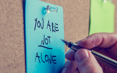 You Are Not Alone!