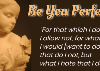 Be You Perfect