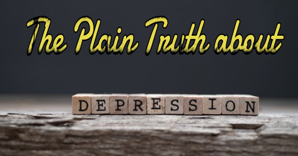 Depression – A Gift from God