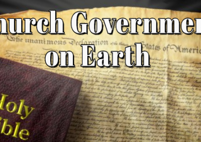 Government of God on Earth – Review