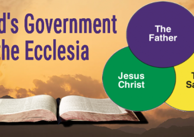 Government within the Ecclesia