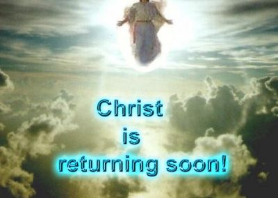 """The """"Two-Phase"""" Return of Christ"""