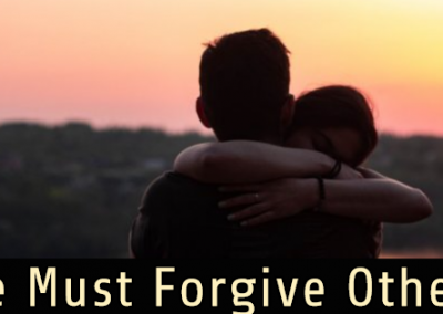 Forgiveness – A study outline