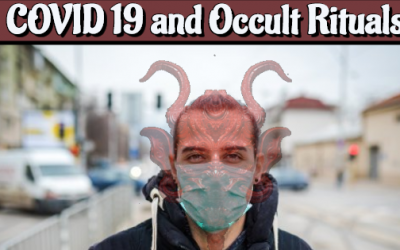 Comparing COVID 19  medical suggestions with Occult Rituals might surprise you