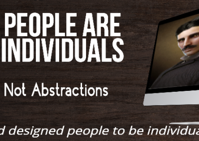 People are Individuals