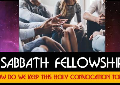 Sabbath Fellowship