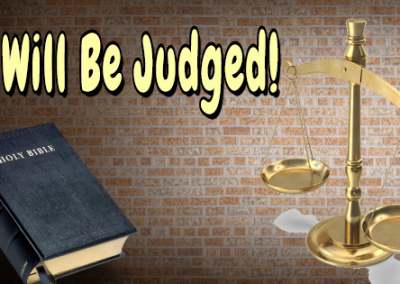 All Will Be Judged