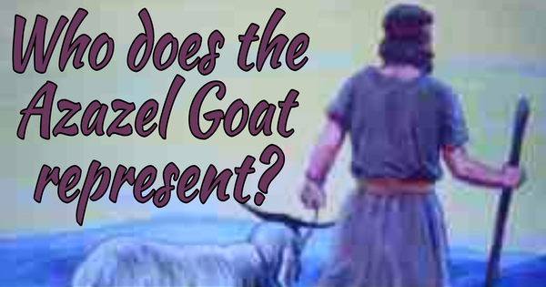 The Two Goats of Atonement
