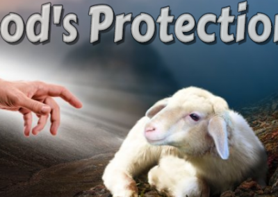 God's Protection in Difficult Times