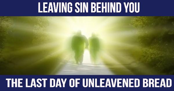 Leaving Sin Behind You