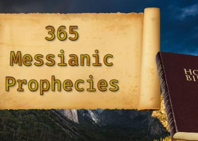 365 Messianic Prophecies