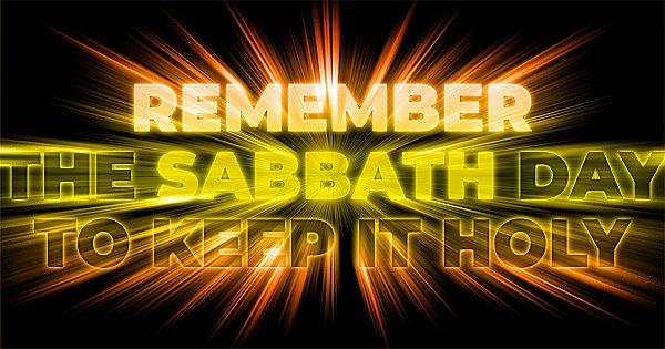 Sabbath Keeping Insights
