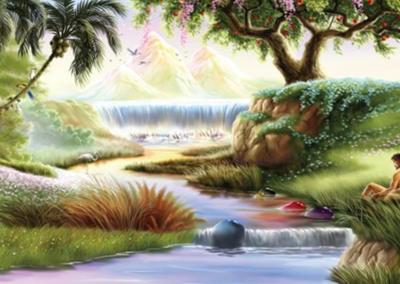 Reinstitution of Eden
